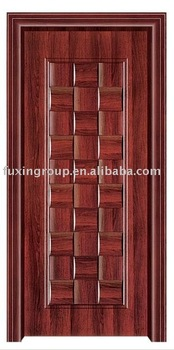 modern interior steel wood wooden doors