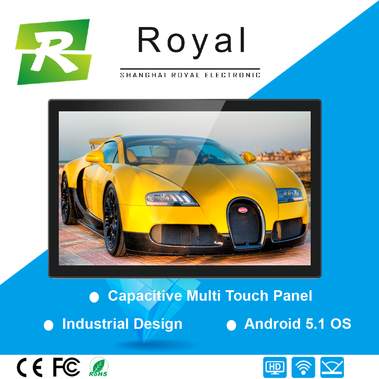 Customized touch advertising screen manufacturer