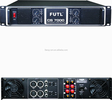 Peavey stsle CS Series 4 channel professional power amplifier