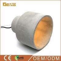 fashion round ceiling drum pendant lights , vintage home lighting lamps