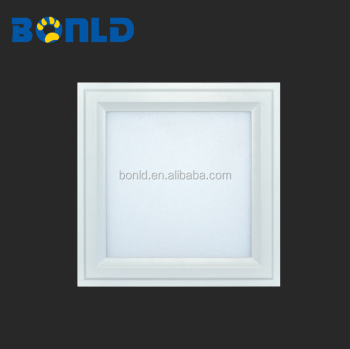 High lumen SMD2835 led flush mount ceiling panel lighting / led panel lights ceiling down light