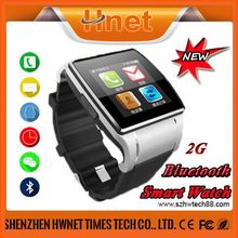 2014 Cheap bluetooth fashion watch mobile phone pocket watch phone watch tv cell phone