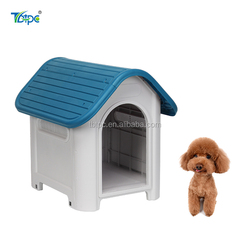 Hot Sale Fine Workmanship Waterproof Plastic Dog Kennel