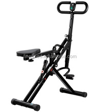 Electric Foldable easy power rider exercise machine