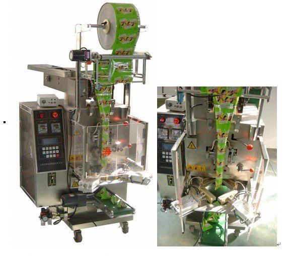 Automatic Fragmental Tea Sachet Packaging Machine with Tag and Thread price