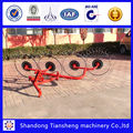 9GLW-4 hay raker about tractor root rake