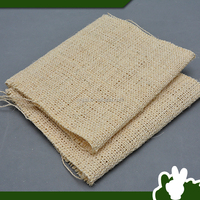 A Grade Bleached Oilfree Sisal Cloth Sisal Fabric for Buffing