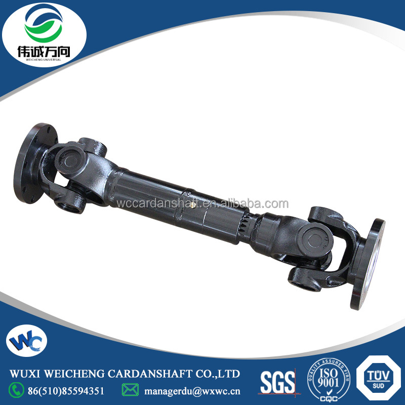 Wholesale alloy steel small universal joint cardan shaft