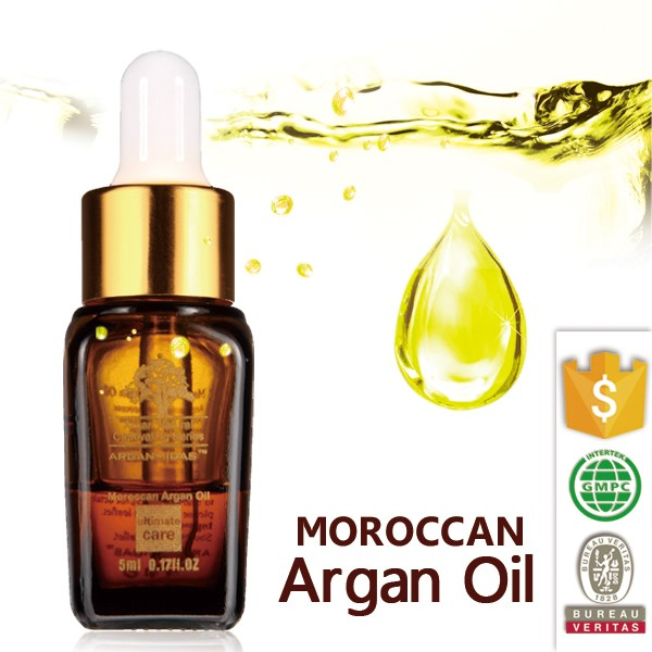 Natural cosmetic wholesale pure natural argan oil