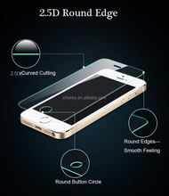 2015 New 0.2/0.26/0.3mm 9H Hardness 2.5D Anti-Broken For iPhone 6 & 6 Plus touch screen java mobile application