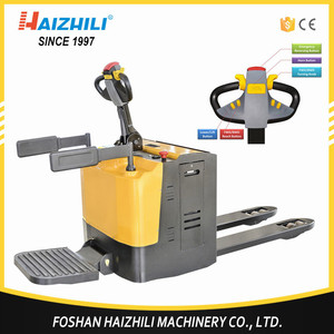 Hot sale material handling equipment electric pickup truck for sale