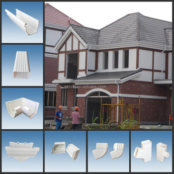 Ceramic Clay Roof Tile Valley Gutter Spanish Roofing Tiles