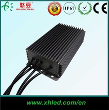Waterproof IP67 DC12V DC 24V 200W Constant Voltage Waterproof Electronic Power Led Driver Module