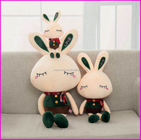 newest design top quality love rabbit plush toy for promotion,baby plush toy rabbit,plush rabbit toy
