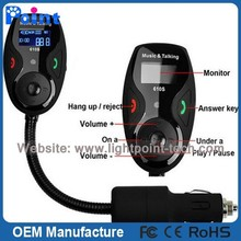 610S Bluetooth Car MP3 Player FM Transmitter for All Cars with Cigaretter Lighter