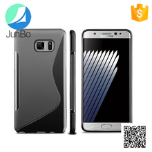 china 2016 new products tpu mobile phone case for Samsung Galaxy Note 7
