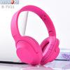 High quality cheap mobile phone accessories fashion stereo headphones wireless bluetooth headset
