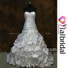 RSW150 Ball Gown Wedding Dress With Sweetheart Neckline