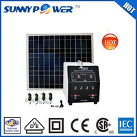 Bule 2015 new product 150w high frequency solar home energy