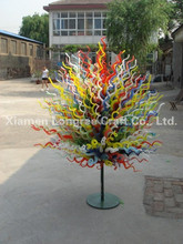 Wholesale Rrt Minds Crafts Chihuly Handblown Glass Sculptures Home Decoration