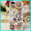 Hard Crystal Case for iPhone 5 5G