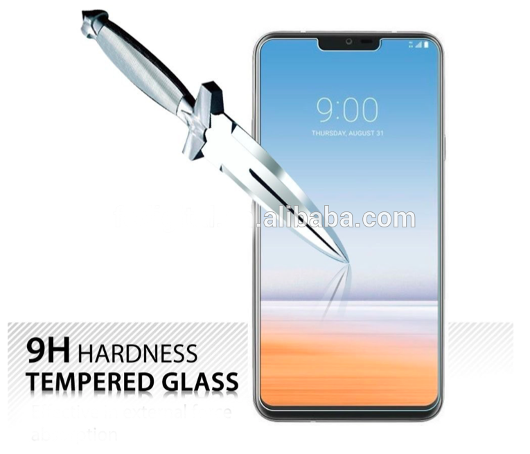 For LG G7 Tempered glass screen protector HD 3D touch 9H 0.26mm tempered film for LG G7