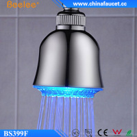 Beelee BS399F Hydro Power Temperature Sensor Control 3 Colors LED Top Shower Heads
