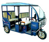 electric rickshaw tricycle for passenger made in china