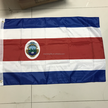 Custom 3x5 flag soccer world cup flags football team Costa Rica flags
