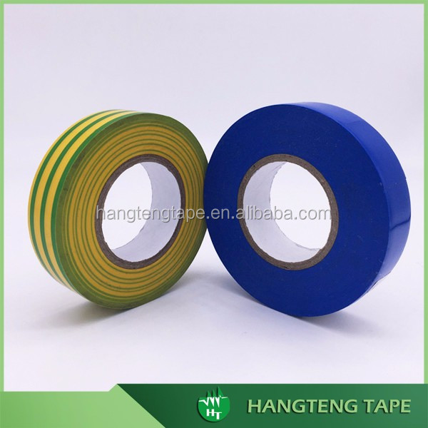 China supplier 20 meter PVC Insulation Tape For Electric Wires