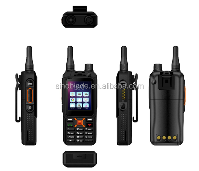 F22 3G WCDMA Smart Phone wifi walkie talkie with SIM card