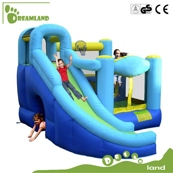 Funny giant inflatable indoor playground