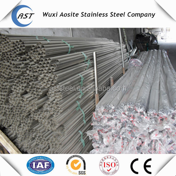 welded / seamless stainless steel tube price per ton in wuxi