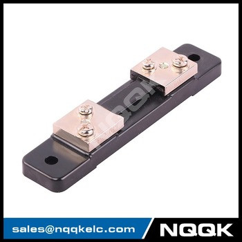 30A 50A 50mV 75mV Electric shunt resister