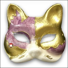 Wholesale silicone female mask cat face party mask