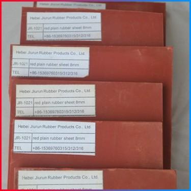 Дешевой цене трудновоспламеняющийся неопрен / CR резиновый лист рулон
