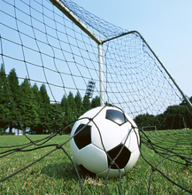High quality professional football or soccer ball net