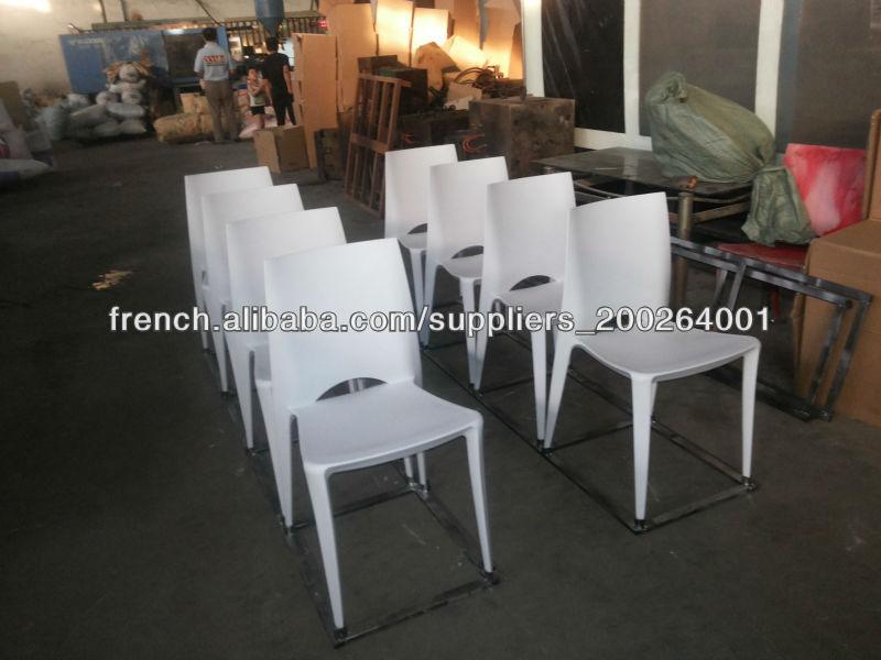 Nouvelle salle manger chaise en plastique 1547 meubles for Nouvelle salle a manger