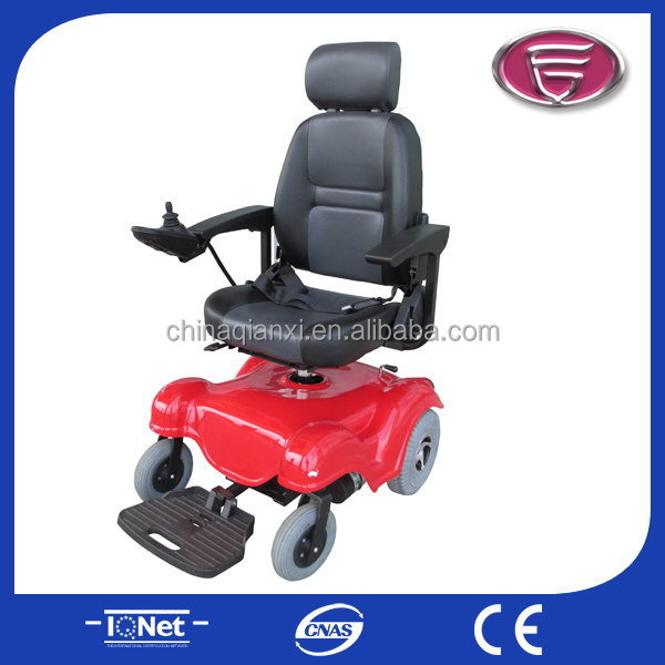 Geriatric power wheelchairs/power wheelchair with basket/adjustable infant electric wheelchair