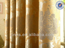 zhejiang design black out used hotel curtains