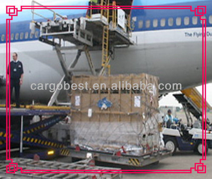 Air cargo agent from guangzhou shipping to nigeria in China
