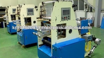 Pre cut lid punching machine