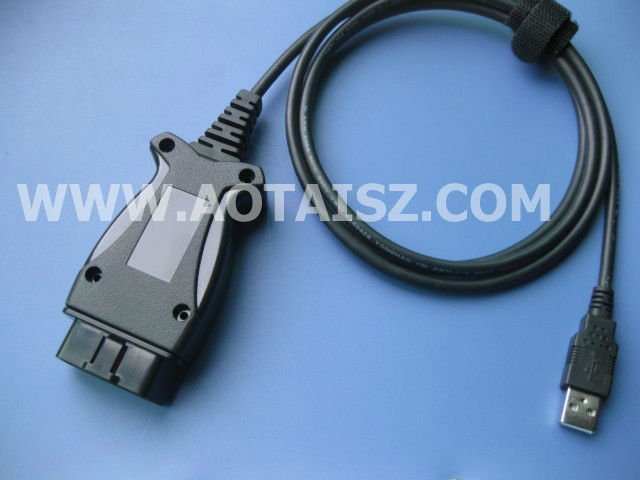 OBDii LandRover M to USB Diagnostic Cable