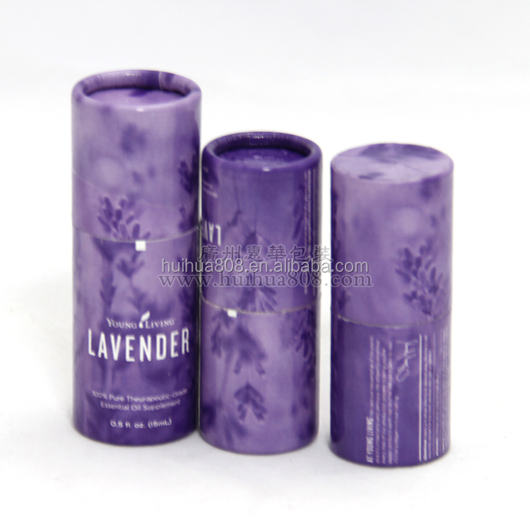 Large Cardboard Cylinders Tubes For Food And Gift Packing