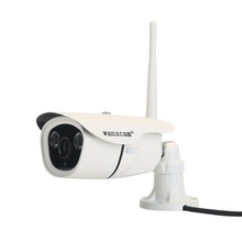 Wanscam Safety POE Power over Ethernet Outdoor Waterproof Bullet P2P IP Camera