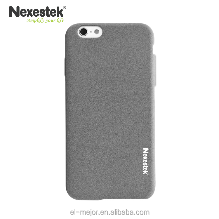 New Low Price for iPhone 6/6S/6 plus/6S Plus Sandstone PC Gray Case