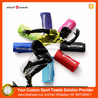 Popular in USA! Custom gym camping cooling towel manufacturer
