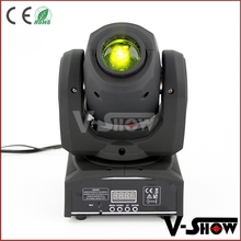 Hot selling 10watts moving head led spot light Mini moving gobo projector 10w led moving head spot light for sale