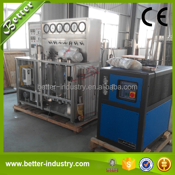 Most Popular Supercritical CO2 Extraction For Ganoderma,Ginseng, Hemp