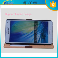 wholesale small single window leather case for huawei mediapad t1